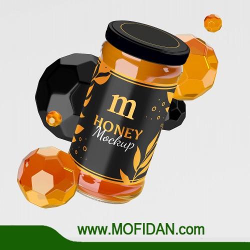 عسل طبیعی 1 کیلویی