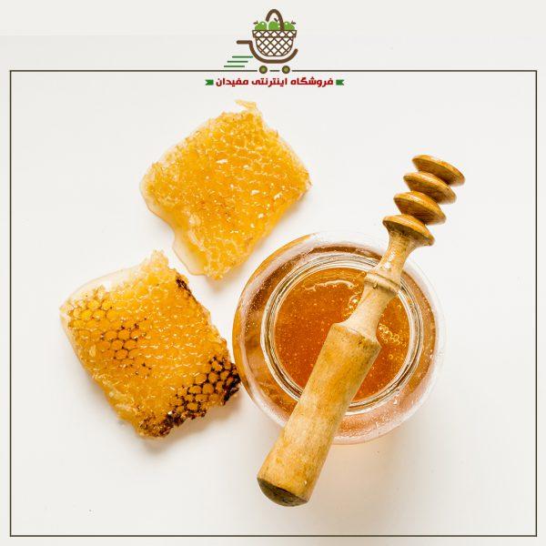 عسل طبیعی سهند 2 کیلویی