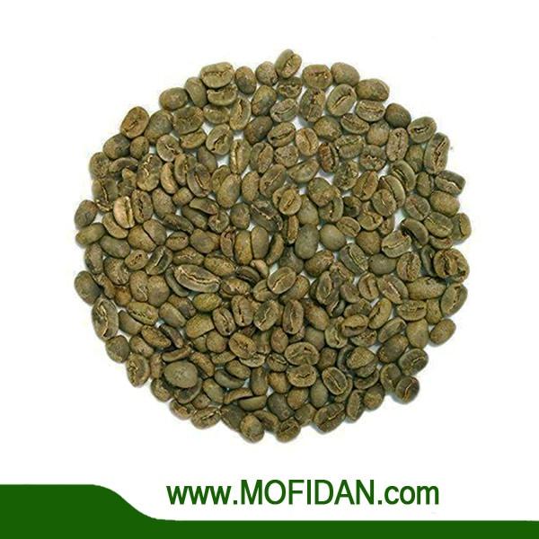دانه قهوه سبز
