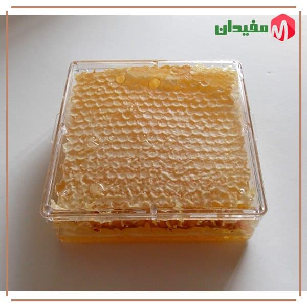 خرید عسل موم دار
