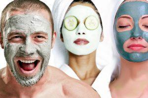 ماسک صورت مخصوص مردان وزنان