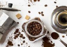دم کردن قهوه با موکا پات