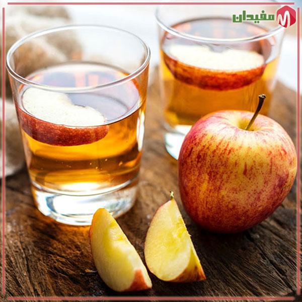 سرکه سیب خالص شفانوش