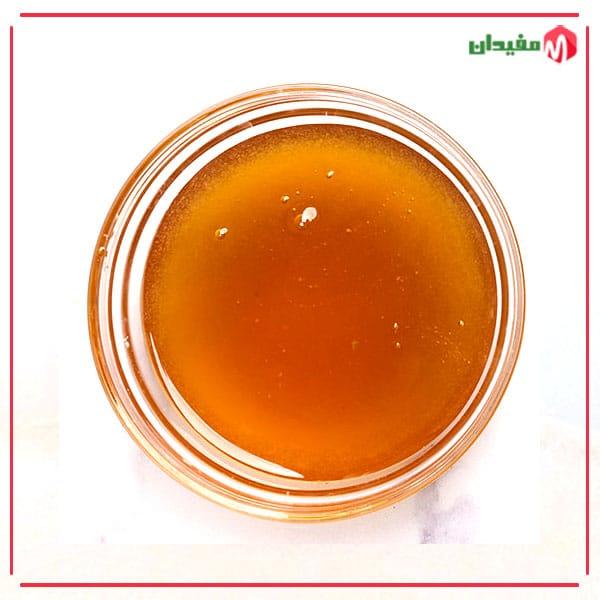 نمای اصلی بسته بندی عسل