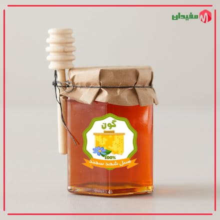 خرید عسل گون بصورت اینترنتی