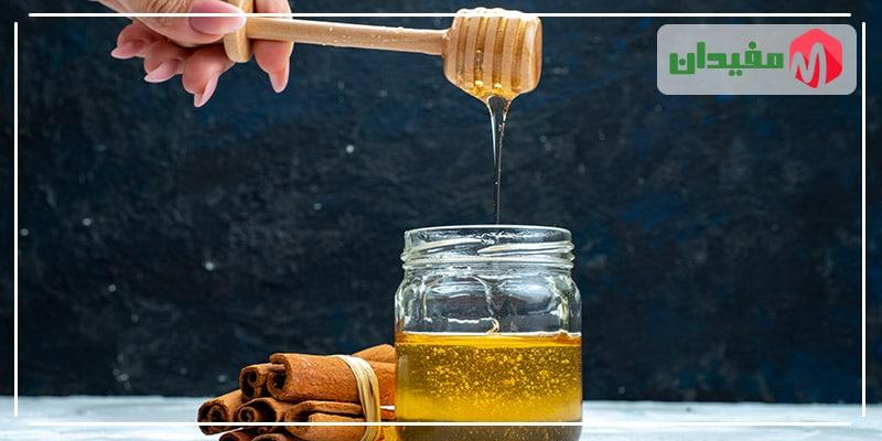 خواص دارویی ترکیب دارچین با عسل