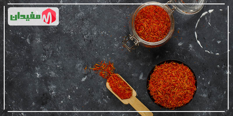 saffron-spice-herb-wooden