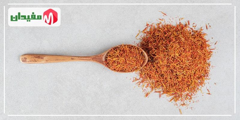 زعفران گرانترین ادویه جهان