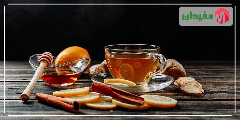استفاده از عسل و ادویه جات به عنوان دارو